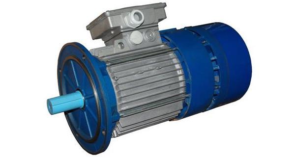 Электромотор с тормозом