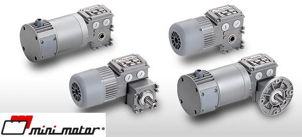 Minimotor редуктор
