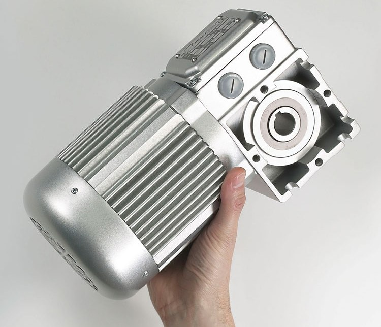 черв'ячний мотор-редуктор